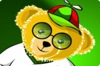 Play Teddy Bear Dress Up game