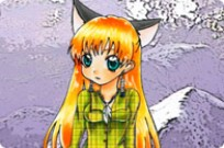 Play Mystical Werewolf Girl game