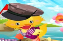 Play Lovely Duck game