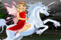 Play Unicorn Ride game