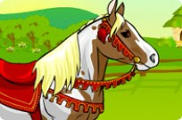 Play Real Pony Dress Up game