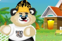 Play Cuddly Teddy Bear Dress Up game