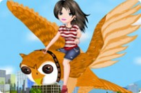 Play Owl Rider game
