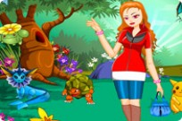 Play May Dress Up game