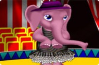 Play Circus Elephant game