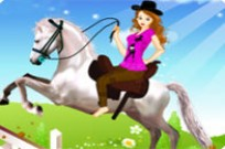 Play Horse Jumping game