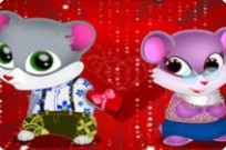 Play Hamsters Love game