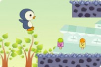 Play Hungry Penguin game