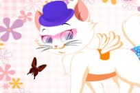 Play Sweet Kitty Dress Up game