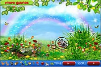 Play Magic Garden Hidden Objects game