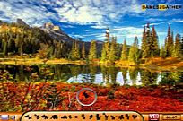 Play Hidden Animals-autumn Season game