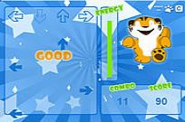 Play Dance Dance Boboli game