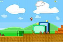 Play Old Mario Bros game