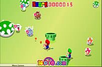 Play Super Mario Confront Battle game