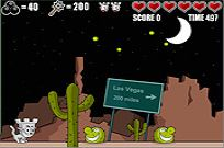 Play Castle Cat 3 - The Las Vegas Connection game