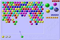 hrát Bubble Shooter hra