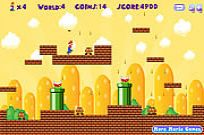 Play Mario Runner game