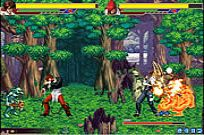 Bermain The King Of Fighters Vs DNF permainan