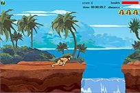Play Tarzan And Jane - Jungle Jump game