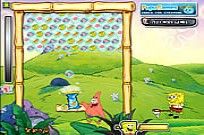 Spongebob ngọt Bubble game