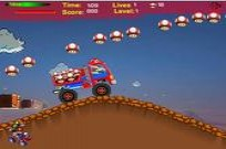 Play Super Mario Turbo Race game