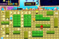 Play SpongeBob the Big Meal of Crab Fort y8 game