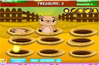 Play Whack a Mole - Search For the Stolen Treasure game