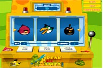 Play Angry Birds Slot Machine game