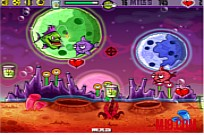 Play Fish and Destroy Y8 game