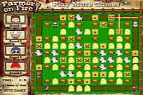 Play Farmers On Fire game