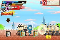 Play NinjaKira game