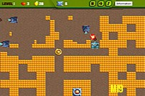 Play Modern Tanks game