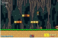 Play Luigi Cave World 3 game