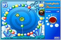Play Lucky Balls game