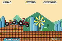 Play Mario Tractor game