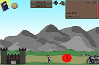 Play Demonic Defence 4 game