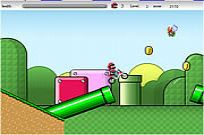 Play Super Mario Cross game