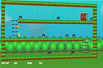 Play Jump For Coins 3d game