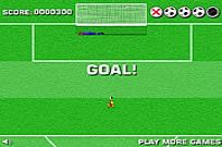 Play Penalty Shot Challenge game