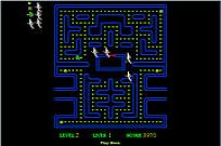 Play Ben 10 Pacman game
