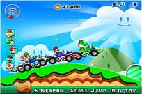 Play Super Mario Racing game