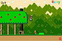 Play Super Mario Vetorial World game