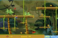 Spelen Mario Jungle Adventure spel