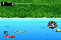 Play Sonic Surf game