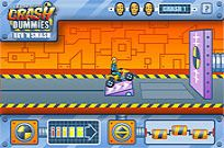 Play Incredible Crash Dummies game