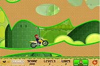 Play Mario Ride 3 game