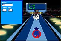 Sonic The Hedgehog - Sonicx Bowling Game