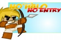 Play No Halo No Entry game