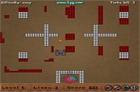 Play Tank Wars Arena game