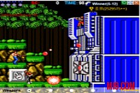 Play Contra 25th Anniversary game